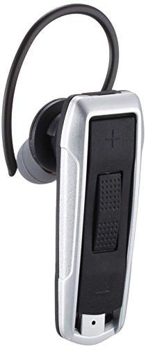 iBUFFALO Bluetooth4.0対応 防水ヘッドセット シルバー BSHSBE22SV 動作確認済iPhone7iPhone7Plus