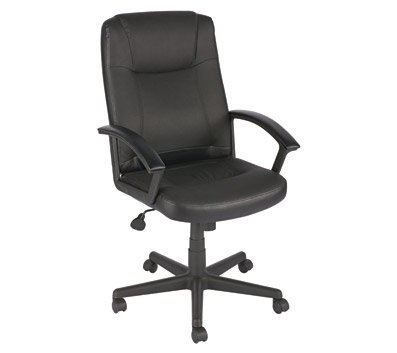 OfficeMax Fausto I Leather Executive Chair 2005202