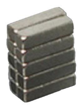 ネオジム磁石角形 1mmー4mmー高さ1mm(10個入)