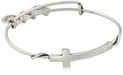 Alex-and-Ani-Spiritual-Armour-Cross-Expandable-Wire-Bangle-Bracelet-775