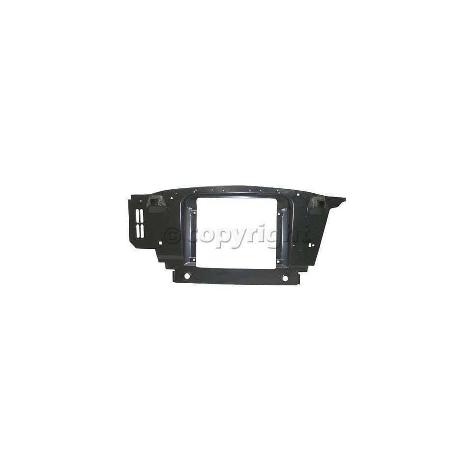 hight resolution of radiator support ford mustang 65 66
