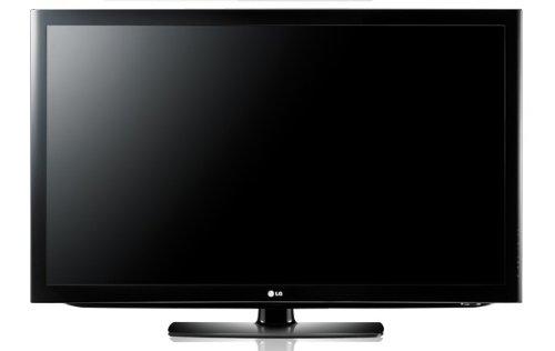 LG 42LK430 107 cm (42 Zoll) LCD-Fernseher, Energieeffizienzklasse D  (Full-HD, 50Hz MCI, DVB-T/-C, CI+) schwarz