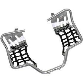 Amazon.com: Pro Armor Race Peg Nerf Bars Set Silver