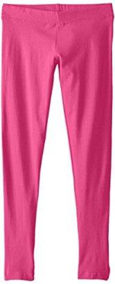 French-Toast-Big-Girls-Solid-Legging-Ankle-Length-Rose-Violet-Med-Pink-Large