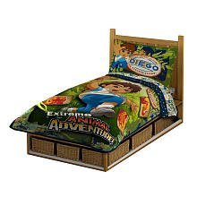 Nickelodeon Go Diego Go! Adventure Toddler Bedding Set