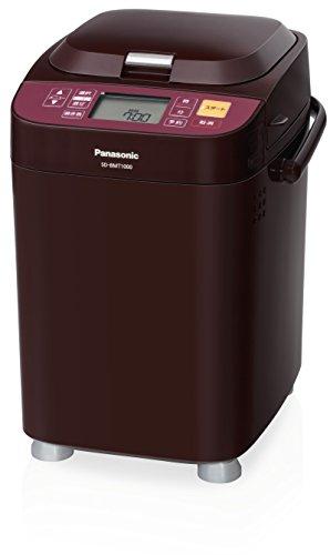パナソニック ホームベーカリー 1斤タイプ ブラウン SD-BMT1000-T