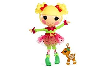 Lalaloopsy Holly Sleighbells Limited Edition Holiday Doll