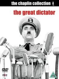 DVD - Charlie Chaplin in The Great Dictator