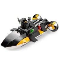 Lego Penguin Submarine 7885- LEGO Batman Minifigure ...