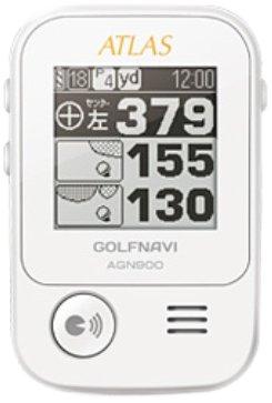 ユピテル(YUPITERU) ATLAS ゴルフナビ AGN900