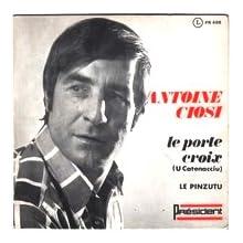 Antoine Ciosi - 45 rpm album cover