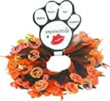 Dog Supplies Pumpkin Smoochers Large Pumpkin