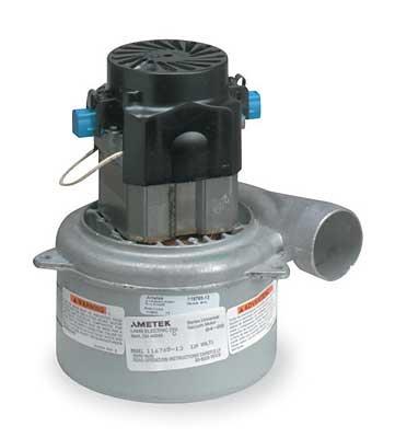Electric Furnace Blower: Ametek Lamb Vacuum Blower / Motor