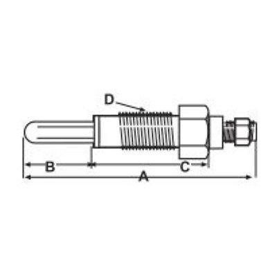 Yanmar Glow Plugs Kubota Tractor Glow Plugs wiring diagram