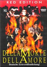 "Cover of ""Dellamorte Dellamore (Cemetary ..."