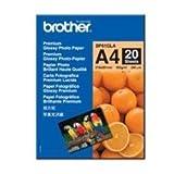 Brother BP-61GLA Glanzpapier A4 20Blatt