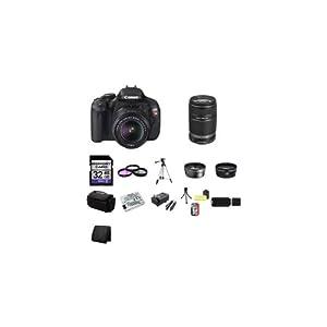 Amazon.com : Canon EOS Rebel T3i 18 MP CMOS Digital SLR