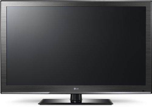 LG 42CS460S 107 cm (42 Zoll) LCD-Fernseher, Energieeffizienzklasse C (Full HD, 100Hz MCI, DVB-T/C/S) schwarz