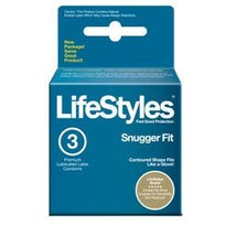 Galleon - Lifestyles Snugger Fit Small Condoms 24-Pack