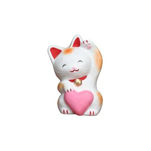 恋愛運がアップするピンクの招き猫