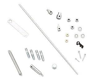 Amazon.com: Edelbrock 7097 Throttle Linkage Kit: Automotive