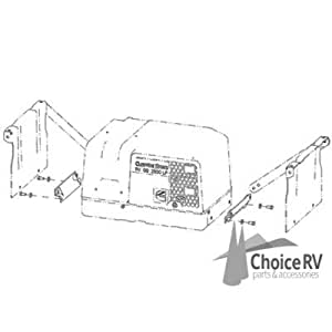 Amazon.com: Cummins Onan A043F935 Generator Retro Adapter
