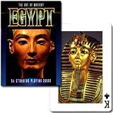 【世界最大規模のエジプト展】アートトランプ 『古代エジプト美術』