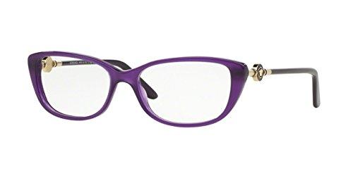 Versace – VE 3206,Schmetterling Acetat Damenbrillen