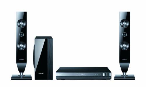 Samsung HT-D423H DVD-Heimkinosystem (USB, HDMI, 400W) perlschwarz