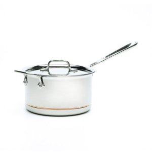 All-Clad-62015-SS-Copper-Core-5-Ply-Bonded-Dishwasher-Safe-Saucepan-Cookware