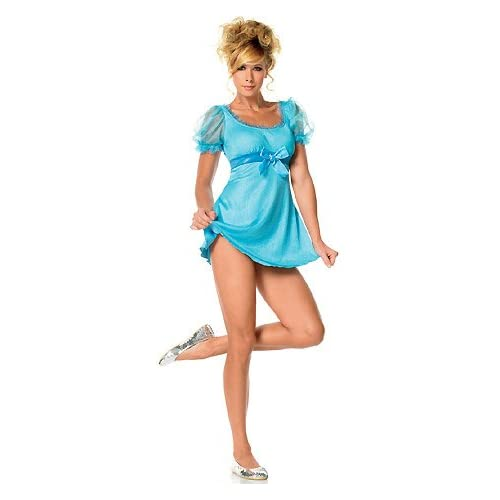 Wendy - Womens Sexy Peter Pan Costume Lingerie Outfits