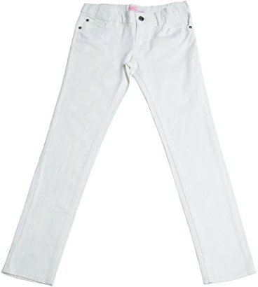 Hey-Collection-Big-Girls-Brushed-Stretch-Twill-Skinny-Jeans14White