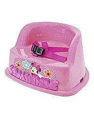 Disney Minnie Mouse Chair Booster / Table Seat : Colour ...