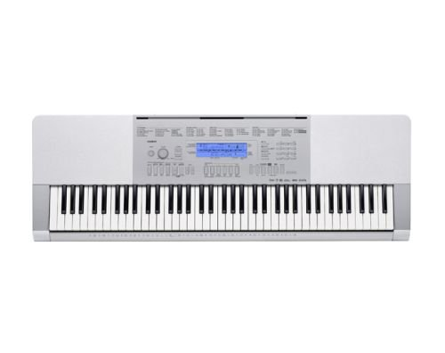 Casio WK-225 76-Key Touch Sensitive Keyboard with Power Supply