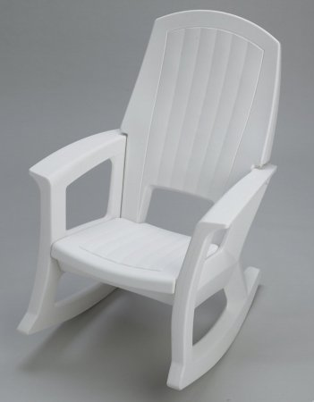 hard plastic outdoor rocking chairs eno lounger chair for heavy people big rocker men 600 lbs