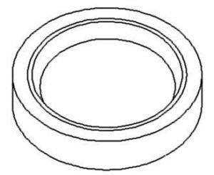 Ford / Ford New Holland New Pto Input Shaft Oil Seal