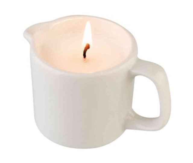 Sensual Hot Oil Massage Candle Lavender Fragrance By Sb