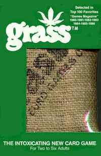 Grass Card Game by Euro-Games
