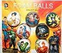 Batman, Superman, Justice League DC Superhero Figure Soft Foam Ball Toys Collection of 12