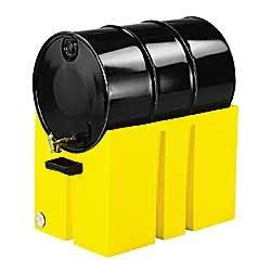 DIXIE Poly Cradle Drum Cradle - Yellow