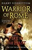 Warrior of Rome: Fire in the East (Warrior of Rome, #1)