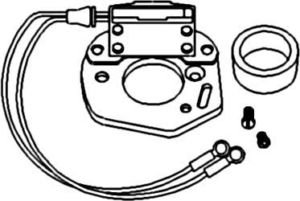 Amazon.com: New Electronic Ignition Module 21A306D Fits MF