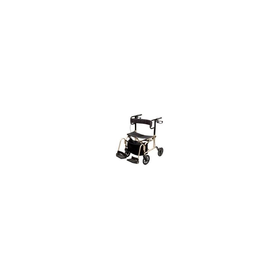 carex transport chair ergonomic uae ultra ride roller walker health brands a22800