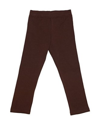Legging-Brown-Size-10-Years