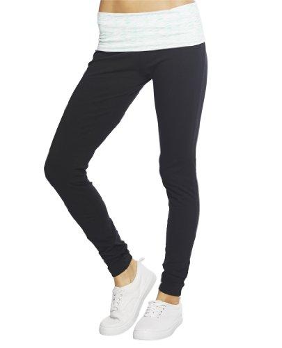 Wet Seal Women's Love Skinny Yoga Pant S Mint