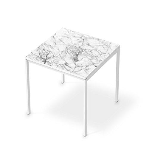 Verschnerung fr IKEA Melltorp Tisch 7575 cm  Mbeldeko