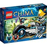 LEGO Chima Eglor's Twin Bike Play Set
