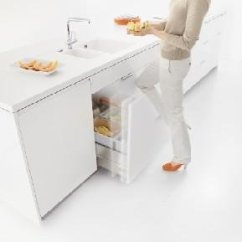 Blum Kitchen Bins Dining Room Sets Compare Prices Bz10na20ugus Servo Drive Set For Electric Push To Open Drawer System Waste Recycle Bin Un Grey