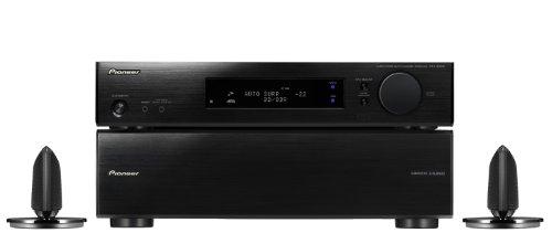 Pioneer HTP-SLH500 2.1 Heimkinosystem (HVT-Technologie, HDMI, 300 Watt, Bluetooth) schwarz