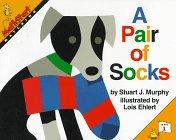 "Cover of ""A Pair of Socks (Mathstart)"""